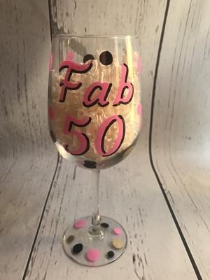 Wine Glass Fab 50 | Wine Glasses