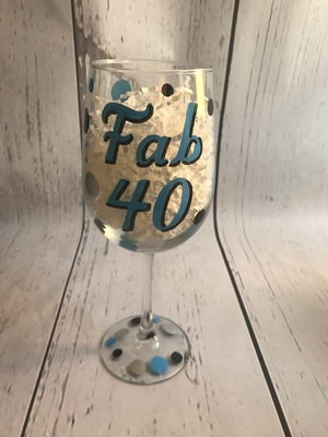 Wine Glass Fab 40 | Wine Glasses