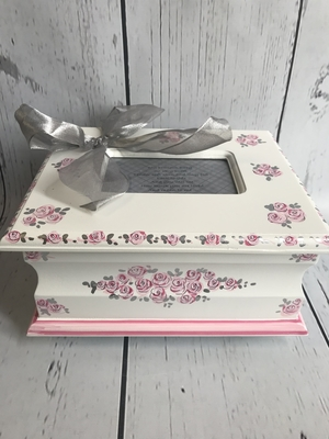 Memory Box  Cabbage Rose | Memory Boxes