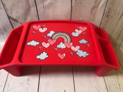 Lap Tray - Rainbow | Lap Trays