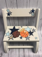 Image Small ~ Flip Stool - Sports 2