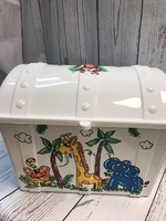 Image Treasure Box - Jungle Animals