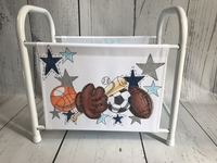Image Book Basket - Sports