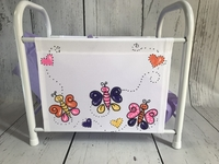 Image Book Basket - Butterfly
