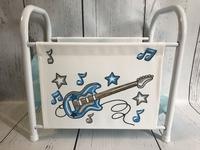 Image Book Basket - Music