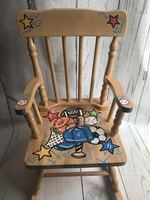 Image Natural Rocking Chair-Sports