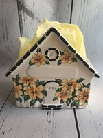 Image Ceramic House -Sunflowers