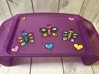 Image Laptray - Butterfly