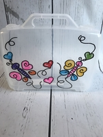 Image Large Tote - Butterfly