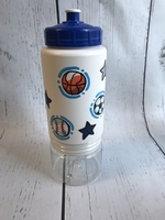 Image Snack Water Bottle - Sports