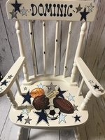 Image Rocking Chair/Sports