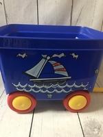 Image Pull Wagon/Nautical