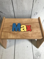 Image Step Stool - Puzzle Name