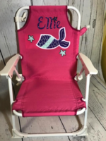 Image Beach Chair With Umbrella Mermaid