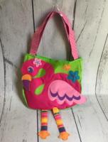 Image Beach Bag w/ Sand Toys  Flamingo