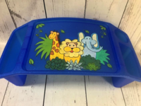 Image Lap Tray - Jungle