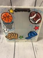 Image Clip Case/ Sports