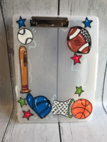 Image Clip Case/ Baseball Sports