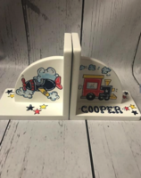 Image Bookends - Train