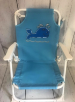 Image Beach Chair With Umbrella - Whale