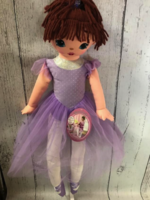 Image Lilac Ballerina / With Name