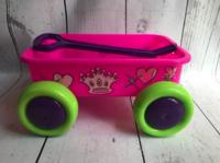 Image Small Pull Wagon - Princess