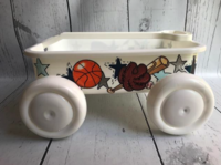 Image Small Pull Wagon - Sports