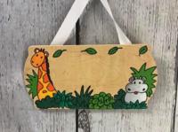 Image Door Signs /  Jungle