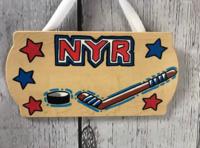 Image Door Signs /  Hockey