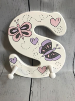 Image Peg Rack - Butterflys