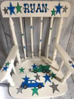 Image Rocking Chairs / Cars /Trucks