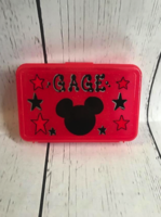 Image Crayon Box - Mickey Ears
