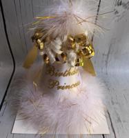 Image Birthday Hat - White / Gold
