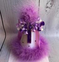 Image Birthday Hat - Purple