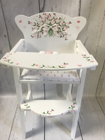 Image Doll High Chair - Floral