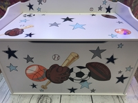 Image Large Toy Box Sports