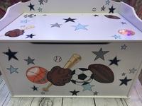 Image Large Toy Box Sports